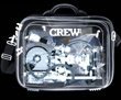 Stainless Steel CREW X-Ray Tag