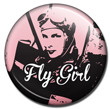 Fly Girl Magnet