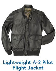 A-2 Pilot Flight Jacket