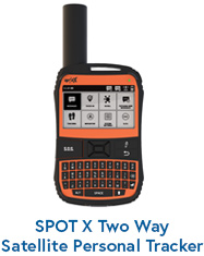 SPOT X Two Way Satellite Tracker